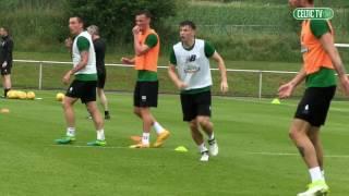 Celtic TV - The Journey to Austria