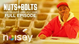 Tyler, the Creator Does Breakfast   Nuts + Bolts Episode 3