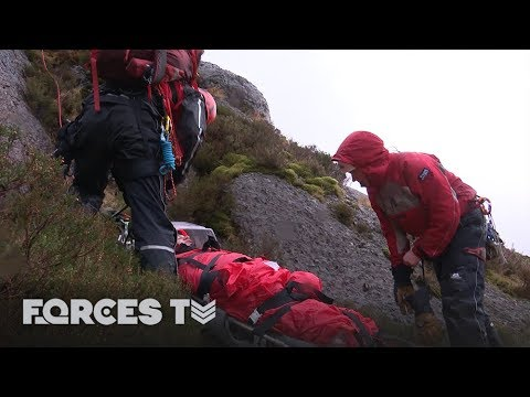 The RAF Personnel Who Deal With Aircraft Crashes | Forces TV