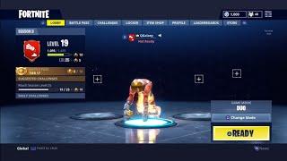 how to dance in main lobby on fortnite b - danse fortnite mort vivant