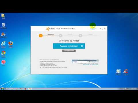 How to install AVAST   Virus Removal   Free Antivirus Protection 2015