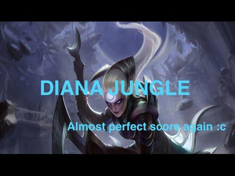 Diana Jungle - League of Legends