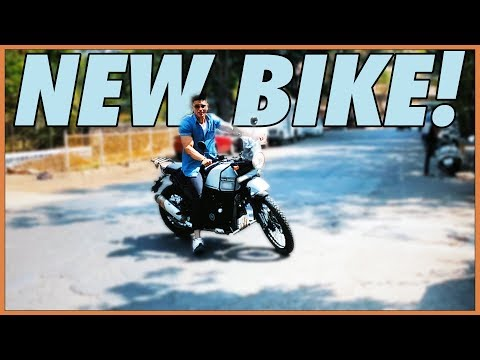 My NEW BIKE? | Day In The LIFE of Mayank Bhattacharya | TMB Vlog 5