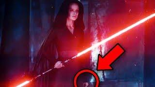 STAR WARS Rise of Skywalker D23 Trailer Breakdown! Easter Eggs You Missed!