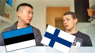Estonia and Finland (ft. Kai from Deutschland)