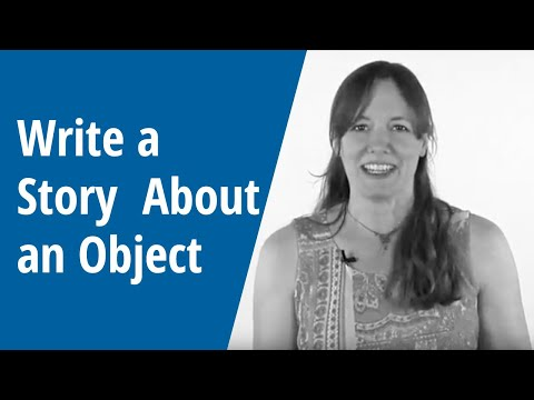 Writing Prompts - Write a Story About an Object - Heather Robson