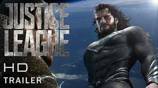 "JUSTICE LEAGUE ""Superman Sign"" Trailer (2017) - Henry Cavill"