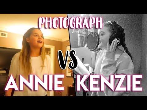 ANNIE LEBLANC VS MACKENZIE ZIEGLER SINGING PHOTOGRAPH [No Autotune]