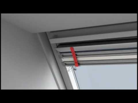 Velux Duo Blind Dfd Installation