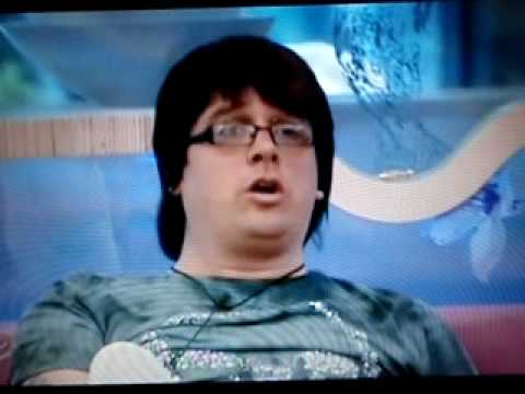 Dave shares on Big Brother UK