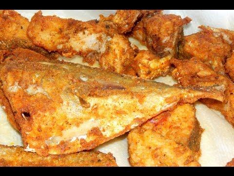 Fried Fish   Taste of Trini