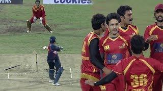 Akhil Akkineni's Unplayable Delivery Shocks The Batsman