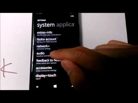 Windows Phone 8 GDR3 and Bittersweet Shimmer demonstrated on a Lumia 920   YouTube