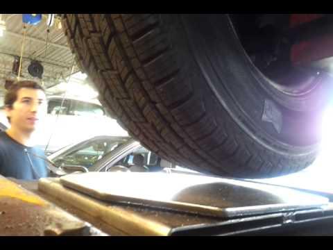 General Tire Flat Spots