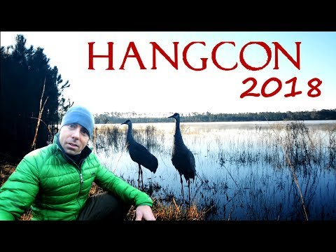 HangCon 2018 - My First Hammock Convention!