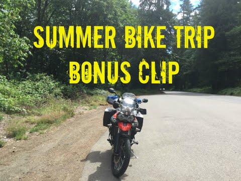 My music tastes keep getting worse.  Bonus Clip from Summer Bike Trip.