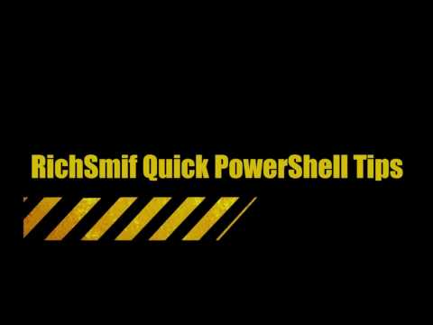 Qwik Powershell Tip : Forcefully remove Storage Pool