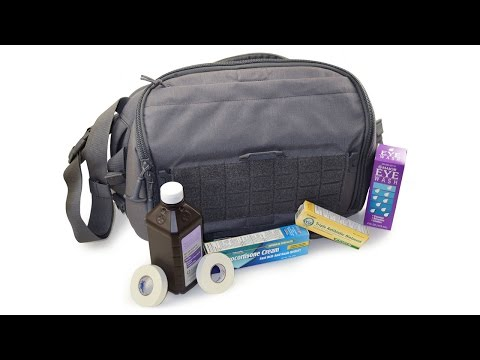 5.11 Slingback Pack with Immediate K-9 Care Kit from Ray Allen Manufacturing