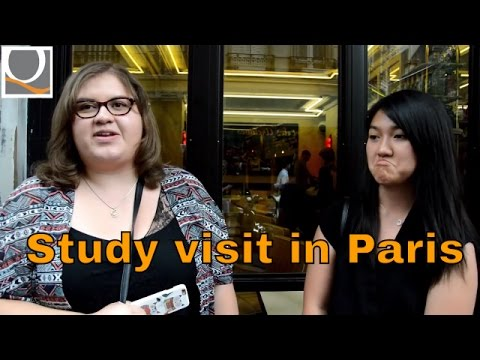 Study visit in Paris