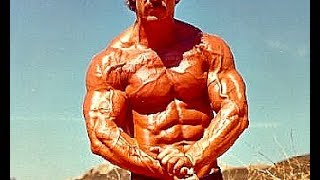 The Most Vascular Golden Era Bodybuilder