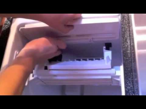 Kenmore Ice Maker Troubleshooting Red Light / How To Repair
