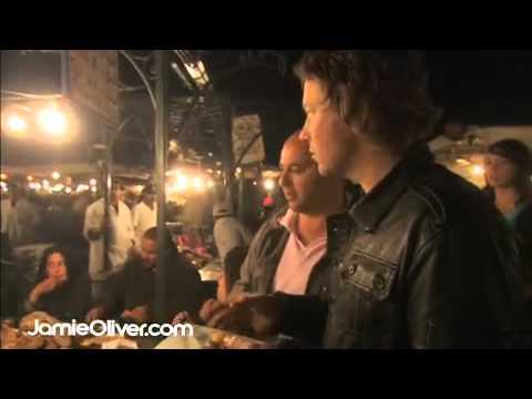 Jamie Oliver - cow udder