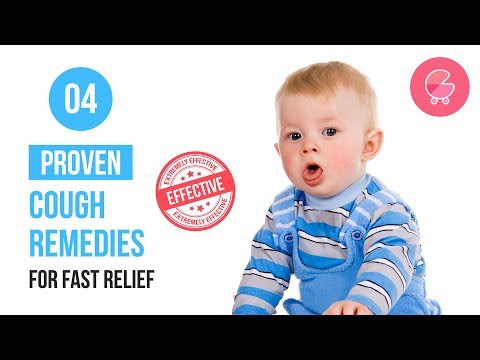 Cough Remedies For Fast Relief At Home | Babygogo Natural Cures