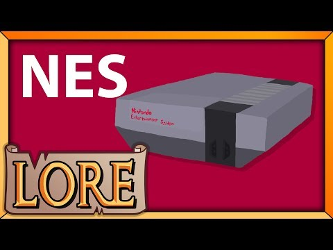 NES: Now You're Playing With Power! | LORE XL! | NES Origins | TerminalMontage | LORE