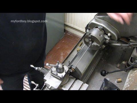 Making Small Diameter Threaded Rod ( Making Grub Screws Part 1)