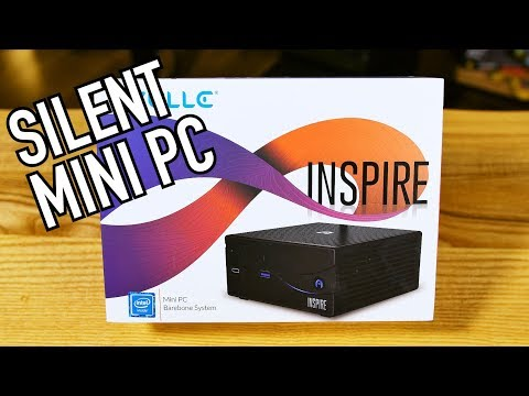 The Ultimate Potential | Azulle Inspire Barebones Kabylake Mini PC