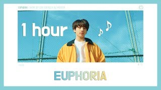 Download [ 1 Hour ] BTS 방탄소년단 (정국 JungKook ) ' Euphoria ' (유포리아 1시간 재생) Video