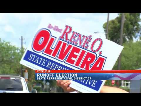 Runoff election Oliveira vs.  Dominguez