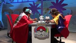 2017 Pokémon World Championships: VG Masters Top 8, Match C