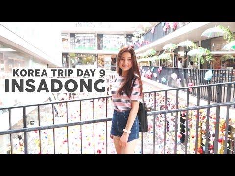 Korea Trip 2017 Day 9 ⎮Lotte Department Store & Poop Cafe