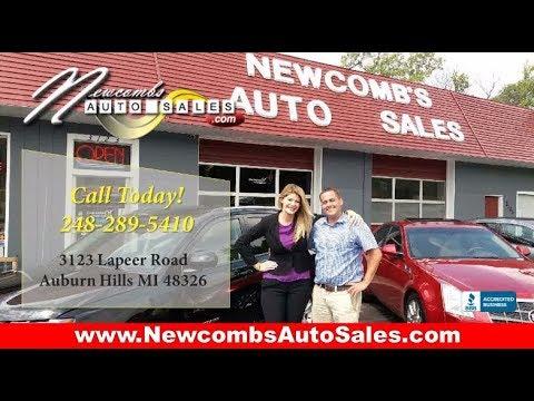 Newcomb's Auto Service | Auburn Hills MI Userd Car Dealers