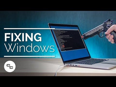 Fixing Windows 10 On A Mac - Krazy Ken's Tech Misadventures