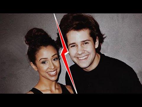 Liza Koshy & David Dobrik Post EMOTIONAL Breakup Video
