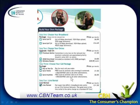 CBN Telecom - Free Local & National Calls in the UK