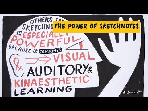 The Power of Sketchnotes