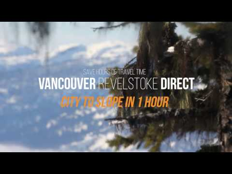 Revelstoke Air - Fly direct from Vancouver to Revelstoke