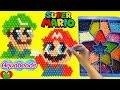 Super Mario Aquabeads And Surprises