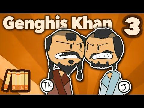 Genghis Khan - The Debut of Temüjin Khan - Extra History - #3