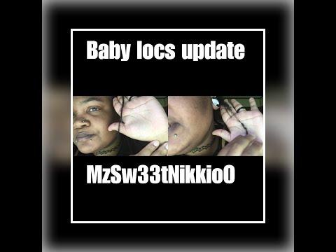 Baby locs update~ (9 months)