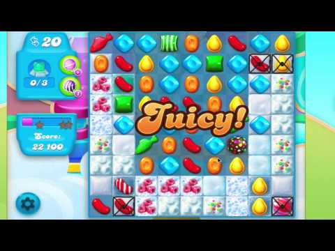 Candy Crush Soda Saga Level 300 No Boosters 10 moves left!