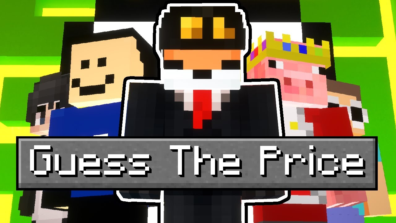 So I made a Gameshow... (ft. Techno, George, Quackity and Sapnap)
