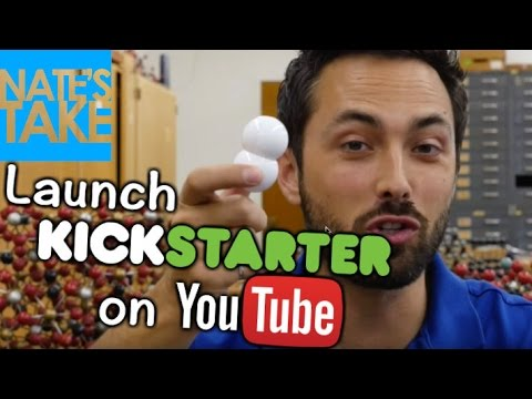 How To Run a Successful Kickstarter Campaign on YouTube
