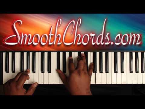 Lady Love (Db) - Lou Rawls - Original Key is C - Piano Tutorial