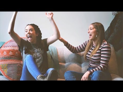 ACCENT CHALLENGE with Abby Anderson!