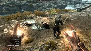 Investigate The Boethia Cultist - Misc Quest Event - Elder Scrolls 5 Skyrim