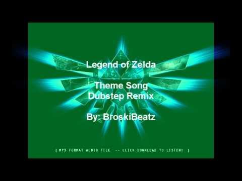 Zelda Theme Song Dubstep Remix by BroskiBeatz